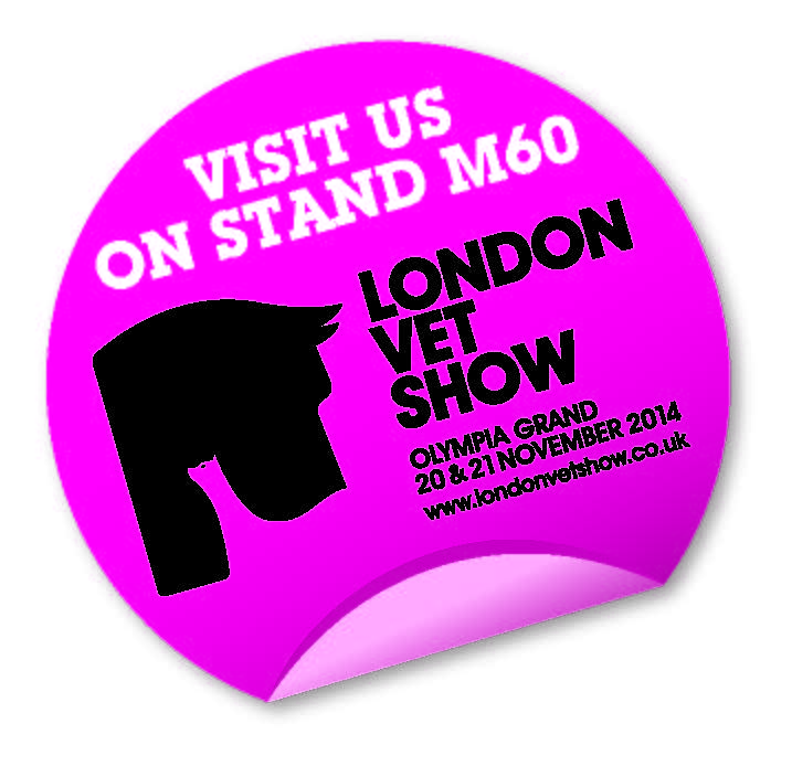 Overwhelming Success at London Vet Show