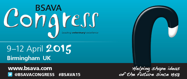 Visit us on Stand 407 at BSAVA 2015